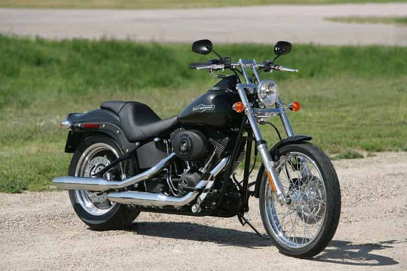 2003 SOFTAIL NIGHT TRAIN  for sale at Biker's Outfitter, Revere Ma
