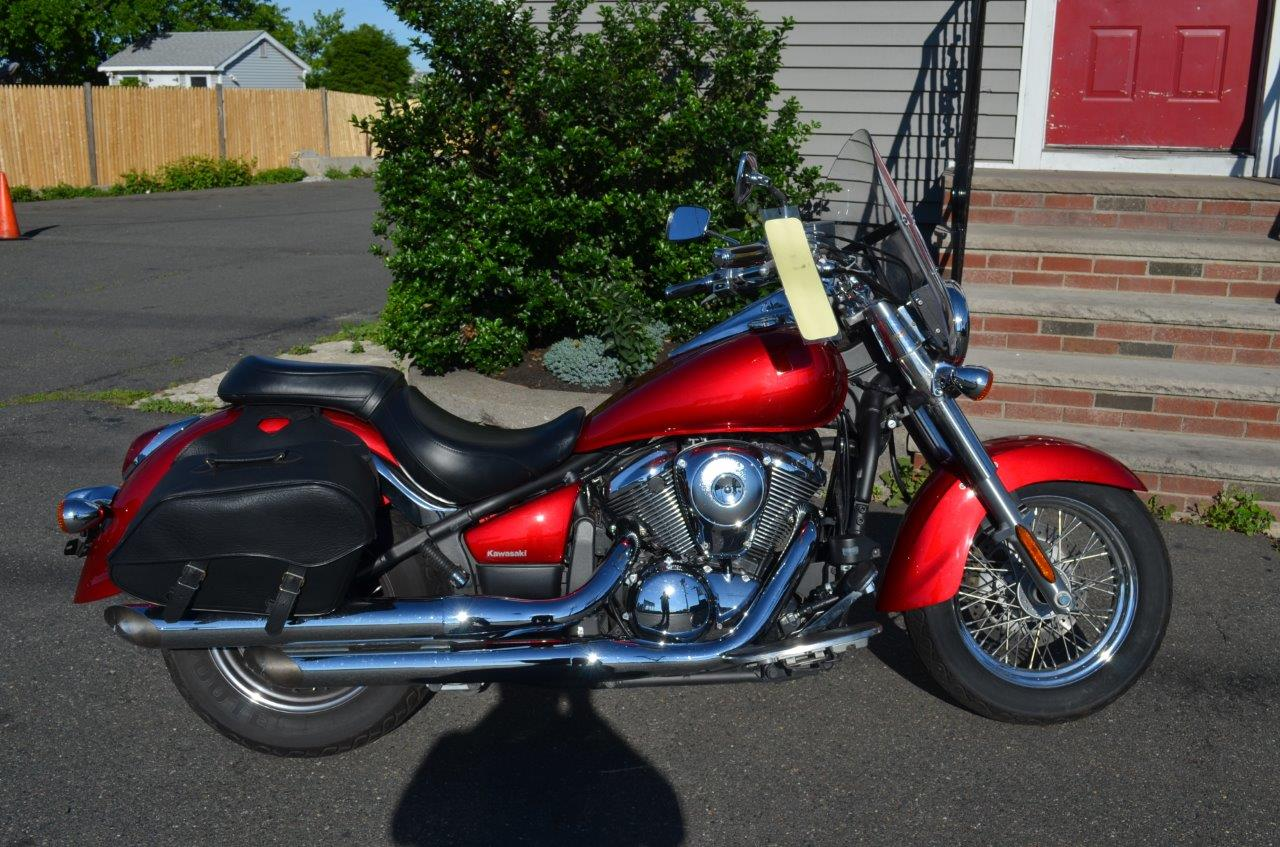 2010 Vulcan 900   for sale at Biker's Outfitter, Revere Ma