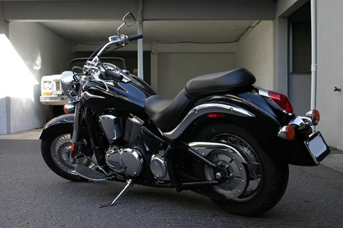 2006 Kawasaki Vulcan 900 Classic at Biker's Outfitter Revere Ma.