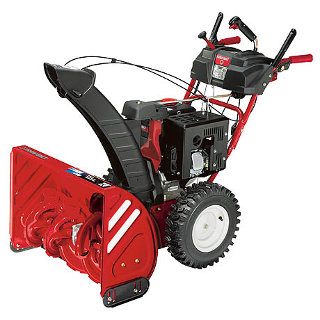 TROY BILT SNOW BLOWERS
