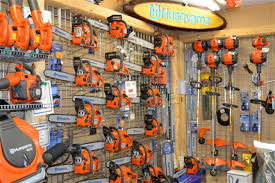 POWER EQUIPMENT-CHAIN SAWS, LEAF BLOWERS, WEED TRIMMERS,