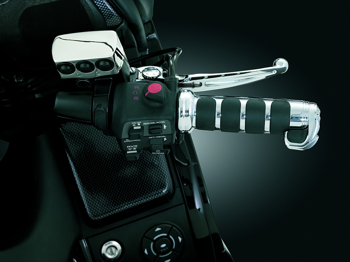 ISO-GRIPS FOR USE W/ GL1800 HEATED GRIPS