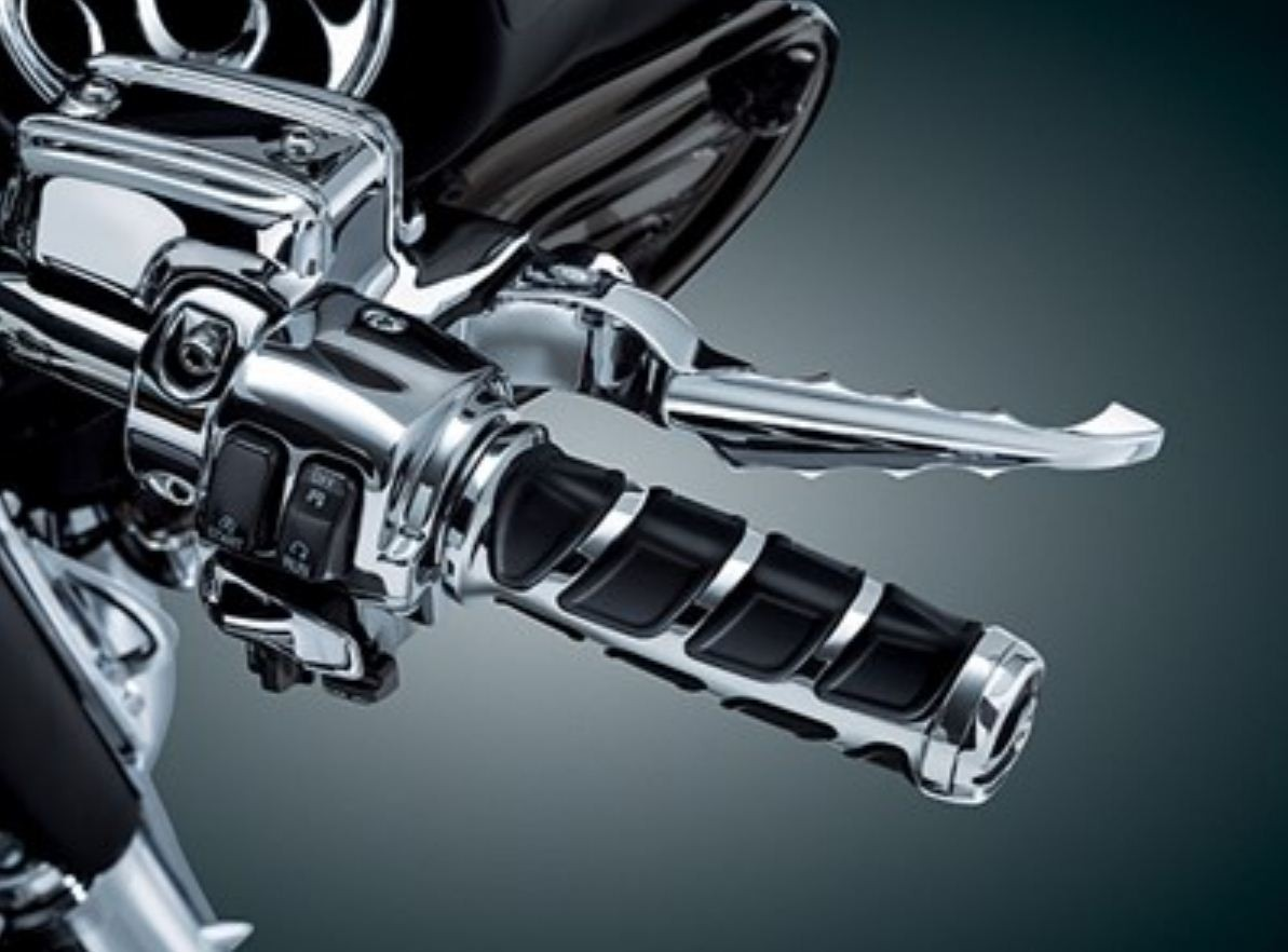 Fits: '08-'13 H-D Models with Electronic Throttle Control
