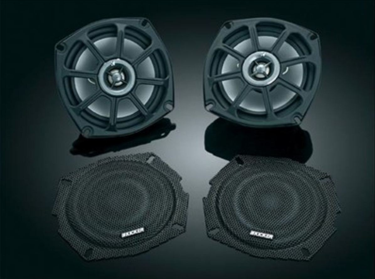 Kicker KPS5250 Speakers (pr)