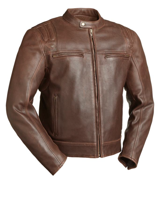 First Manufacturing Co. Carbon Jacket FIM241NOCZ
