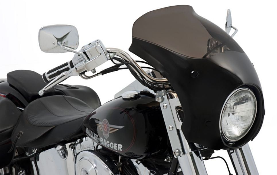 Bullet for a Harley Softail and Touring Models