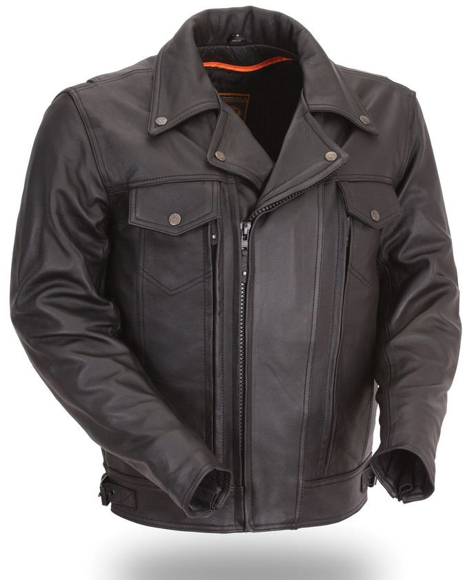 First Manufacturing Co. Men's High End Utility Cruising Jacket