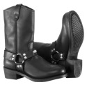 River Road Men's Ranger Harness Harley Boots