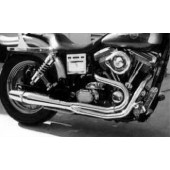 DYNA models 1993-1998. Increased horsepower & unmistakable THUNDERHEADER™ sound.