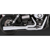 PRO PIPE CHROME 2012-2013 DYNA (Does not fit Dyna Switchback model)