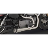 COMPETITION SERIES 2-INTO-1 2004-2013 SPORTSTER
