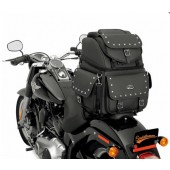 BR3400EXS Back Seat/Sissy Bar Bag with Studs