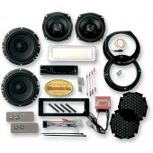 4 Speaker kit for 98-13 FLHT, FLHTC and FLHTCU