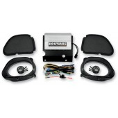 ROAD GLIDE AMP AND SPEAKER KIT