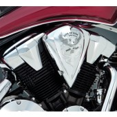 HONDA VT1300 S/R/T/X, Chromed ABS