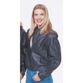 Ladies Classic Bomber Jacket