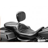 Le Pera FLH Maverick Touring seats with back rest