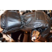 Redline Leather Kevlar Gloves