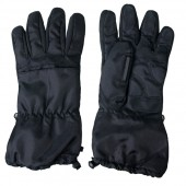 Hot Leathers Mens Waterproof Gauntlet Gloves