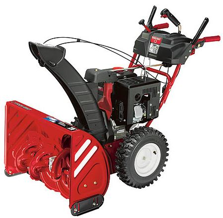 THE BIKER'S OUTFITTER - Snow Blowers